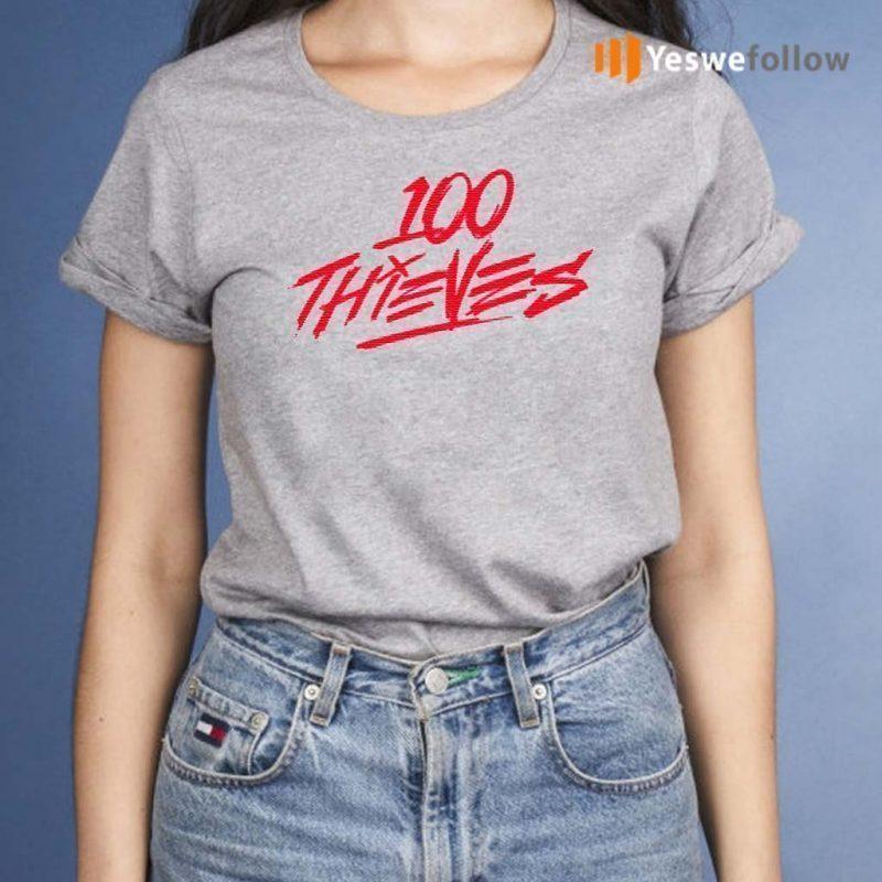 Los-Angeles-100-Thieves-Shirt