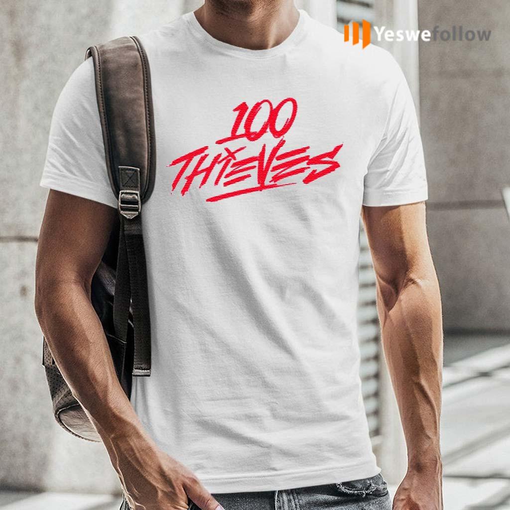 Los-Angeles-100-Thieves-Shirts
