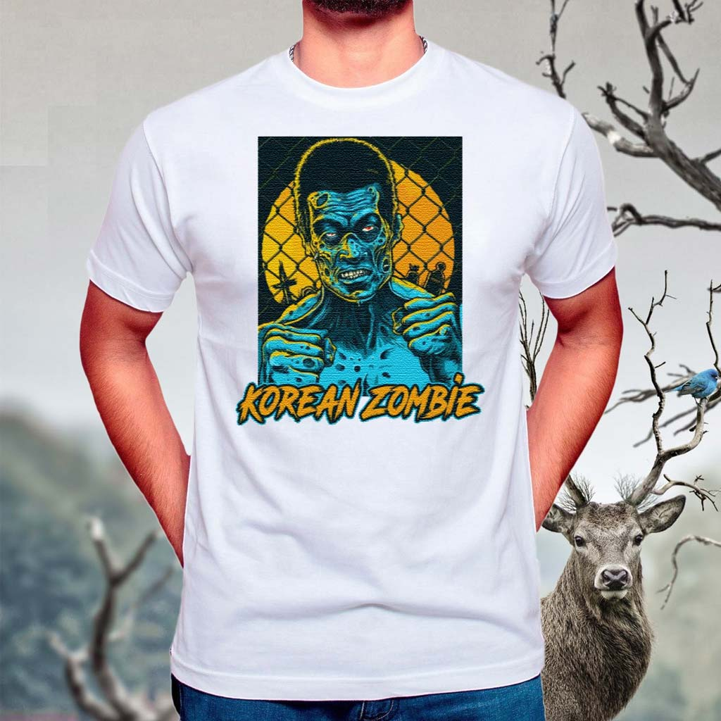 MMA-The-Korean-Zombie-Apocalypse-Premium-T-Shirts