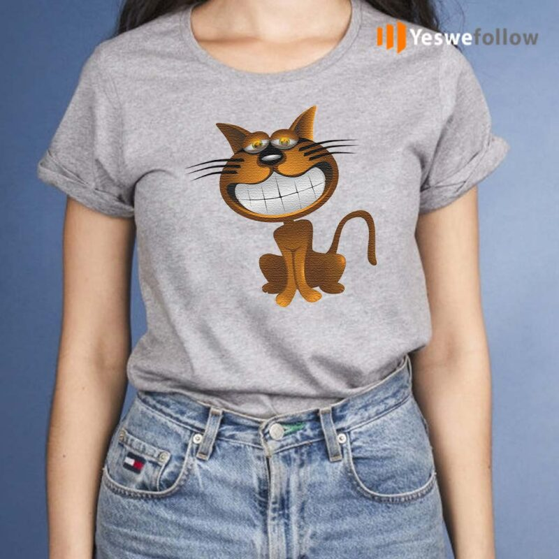 Most-famous-cat-t-shirt
