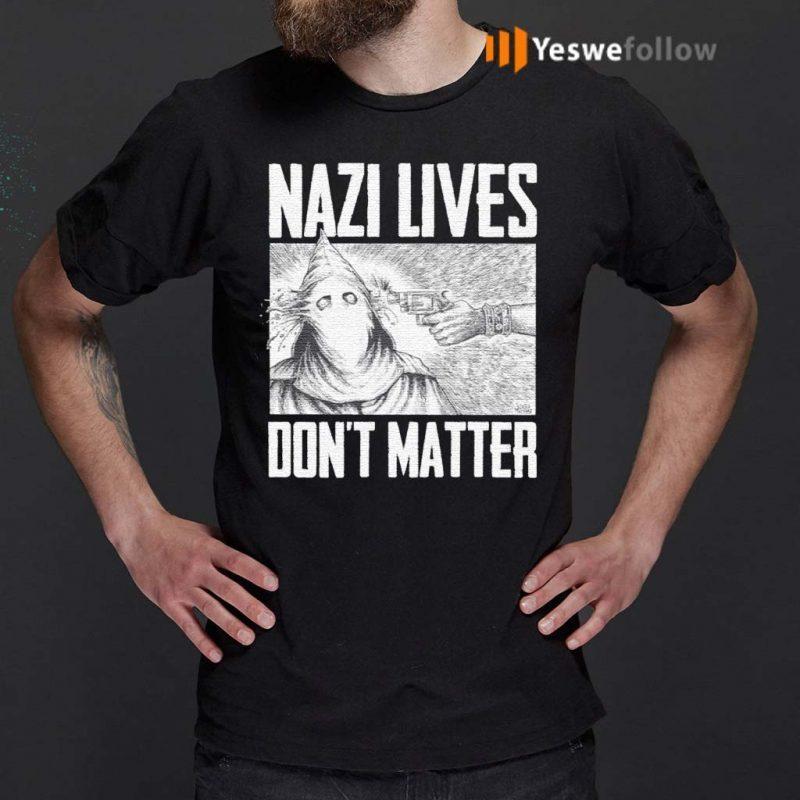 Nazi-lives-don't-matter-shirt