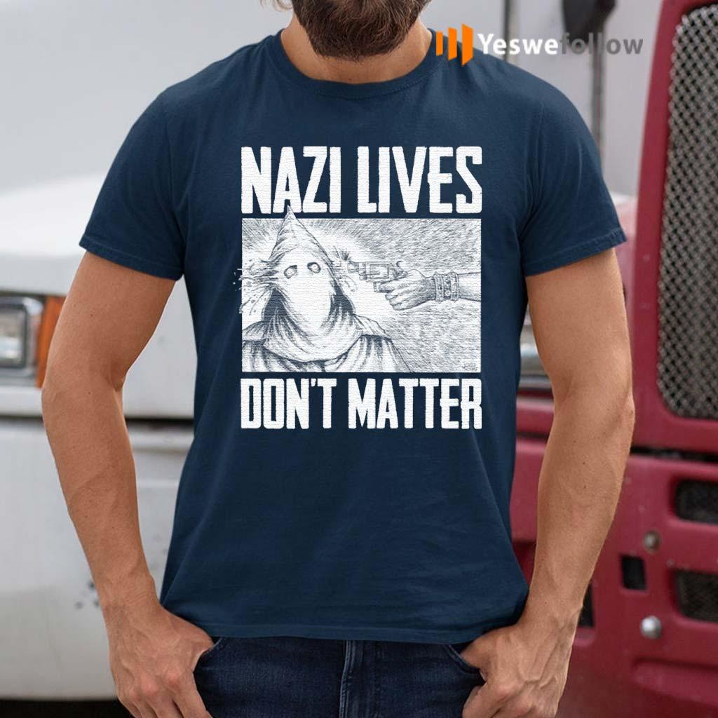 Nazi-lives-don't-matter-shirts