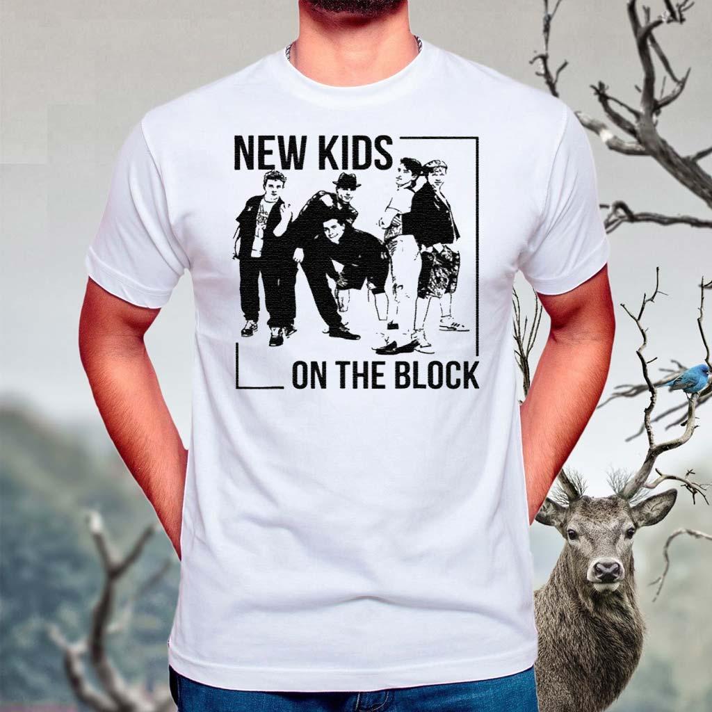 New-Kids-On-The-Block-T-Shirt