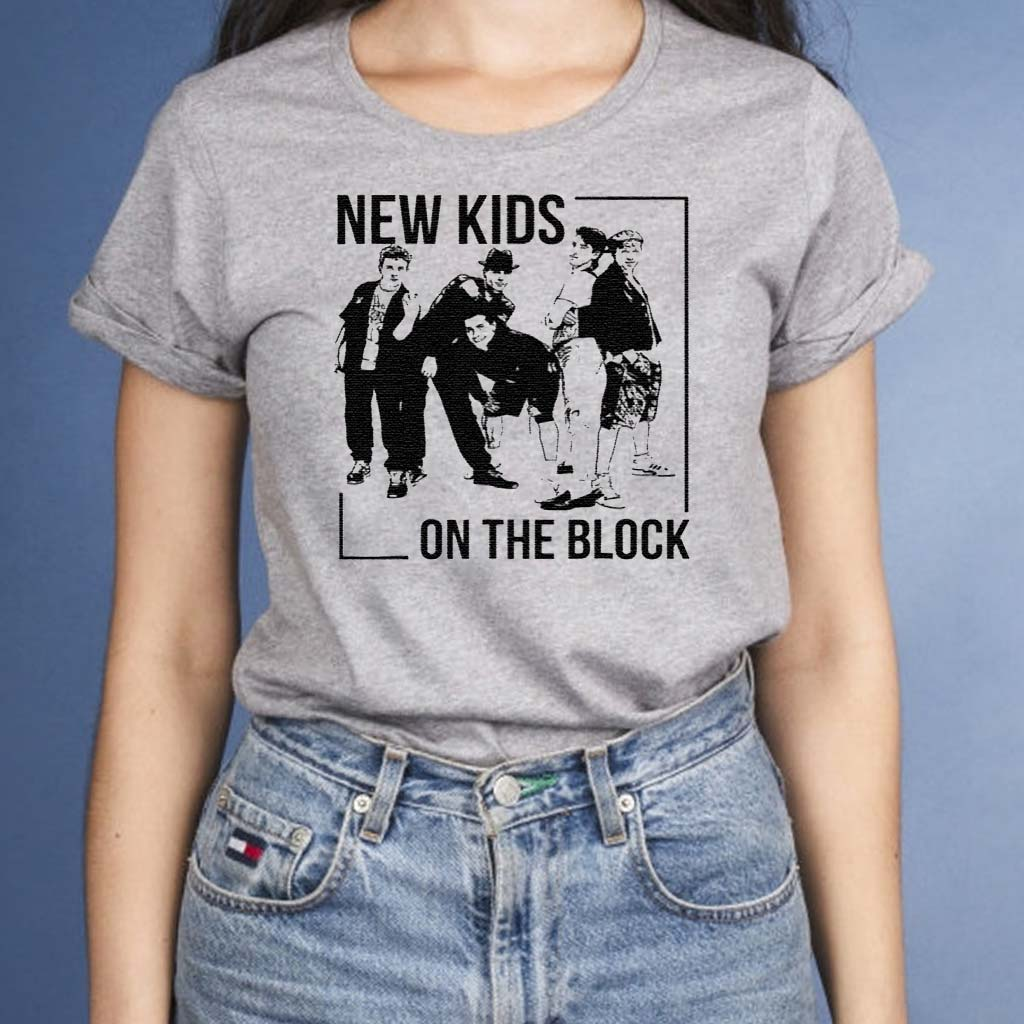 New-Kids-On-The-Block-T-Shirts