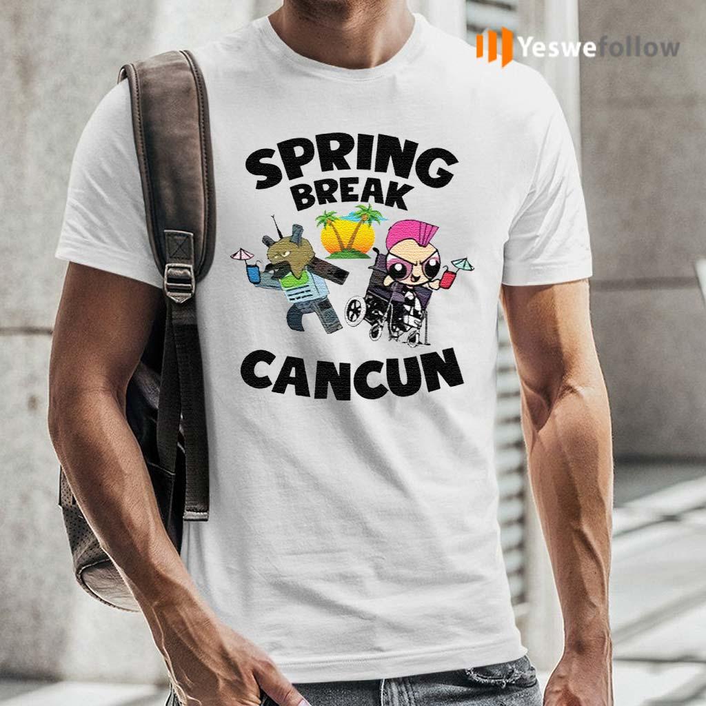 Powerpuff-girls-spring-break-cancun-shirts