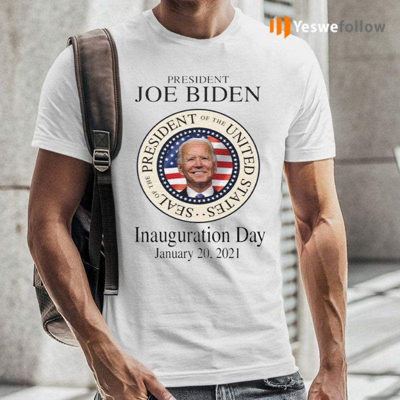 President-Joe-Biden-Inauguration-Day-2021-T-Shirts