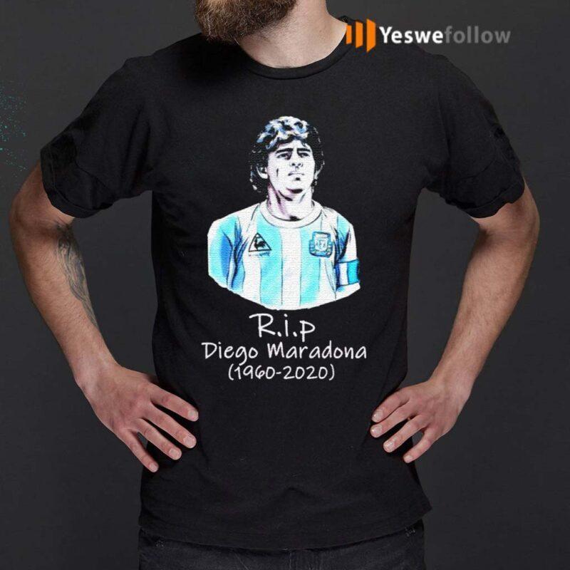 RIP-Diego-Maradona-1960-2020--Legend-Never-Die-Signature-Shirts