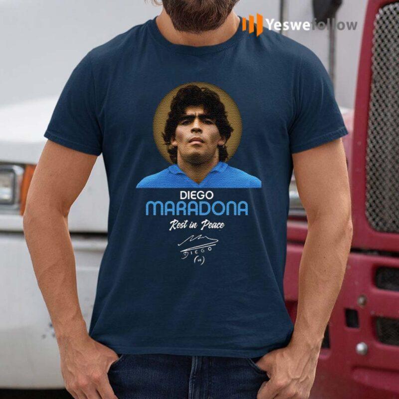 RIP-Diego-Maradona,-Rest-In-Peace-Diego-Maradona-T-Shirt