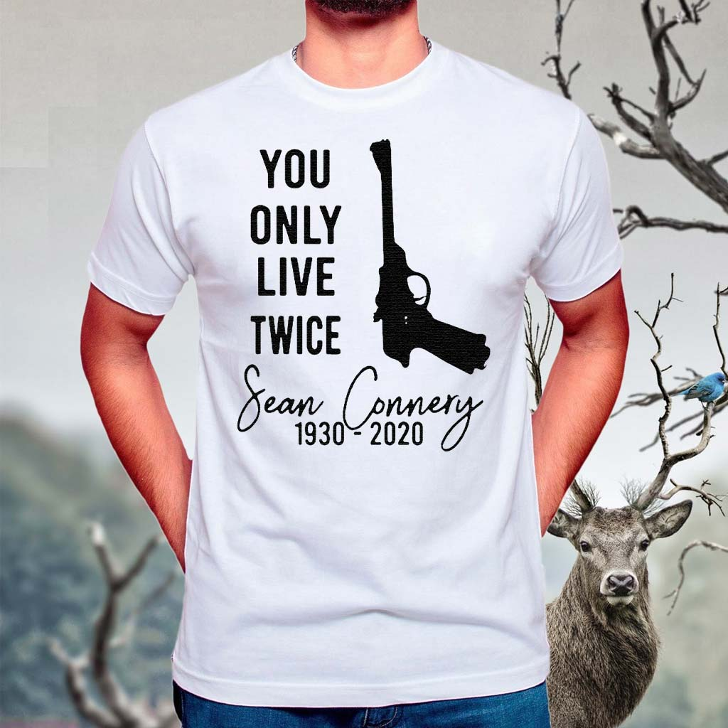 RIP-Sean-Connery-You-Only-Live-Twice-1930-2020-Shirt