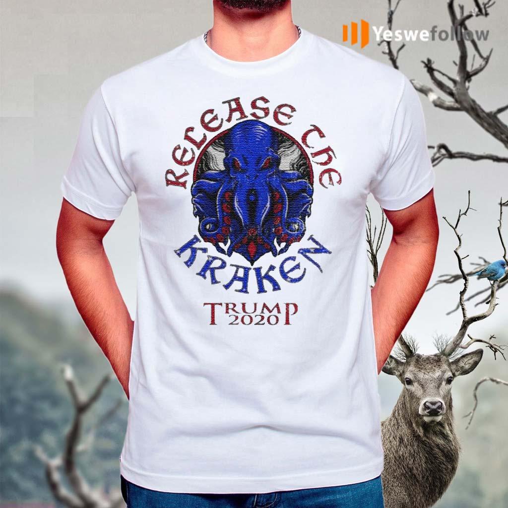 Release-The-Kraken-Trump-2020-Republican-Supporter-Shirts