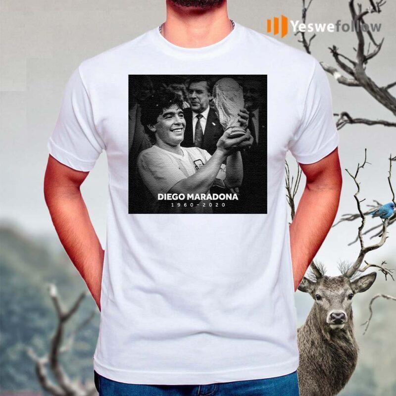 Rip-Diego-Maradona-1960---2020-T-Shirt