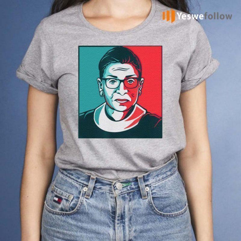 Ruth-Bader-Ginsburg-RBG-US-Colors-Feminism-T-Shirts