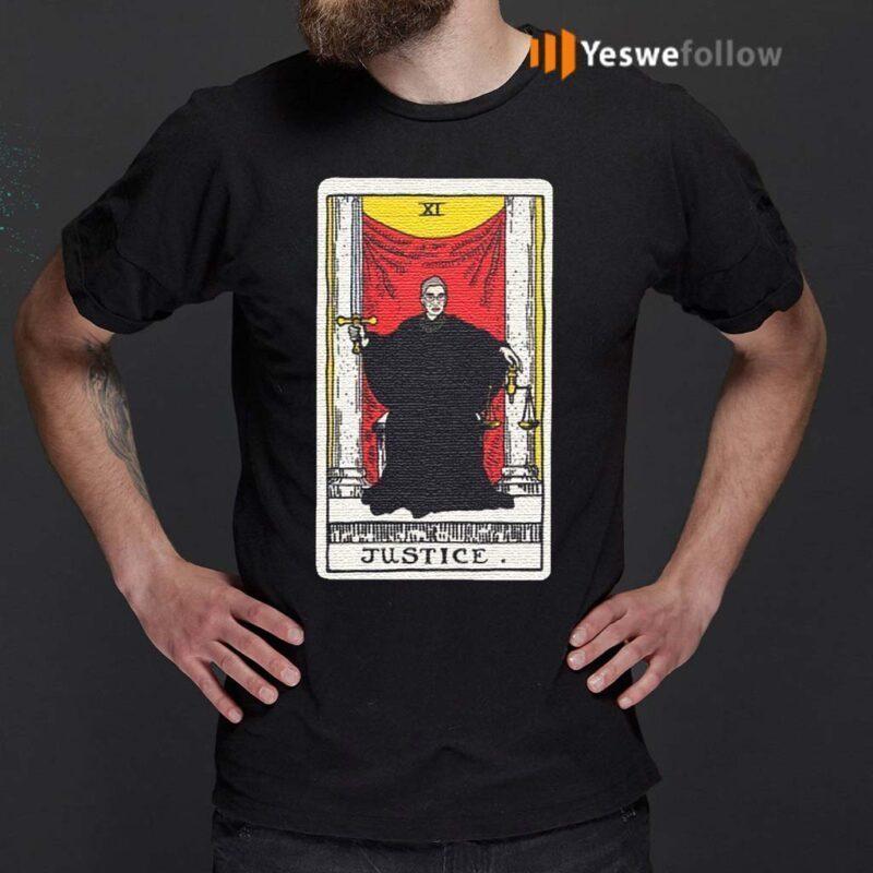 Ruth-Bader-Ginsburg-justice-tarot-card-shirts