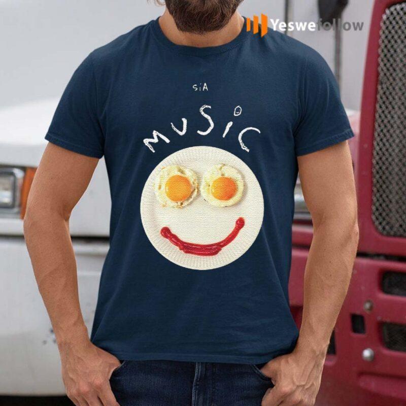 Sia-Music-Tee-Shirt