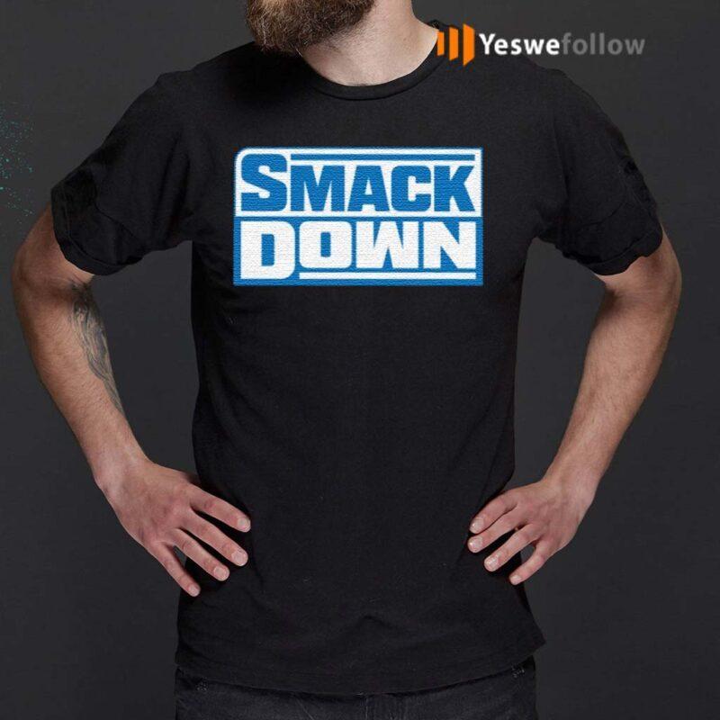 Smackdown-Draft-T-Shirts