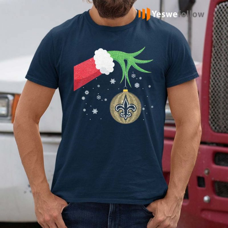 The-Grinch-Christmas-Ornament-New-Orleans-Saints-Shirts