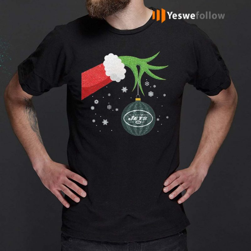 The-Grinch-Christmas-Ornament-New-York-Jets-Shirts