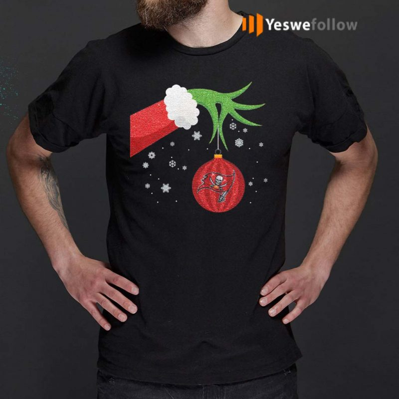 The-Grinch-Christmas-Ornament-Tampa-Bay-Buccaneers-Shirt