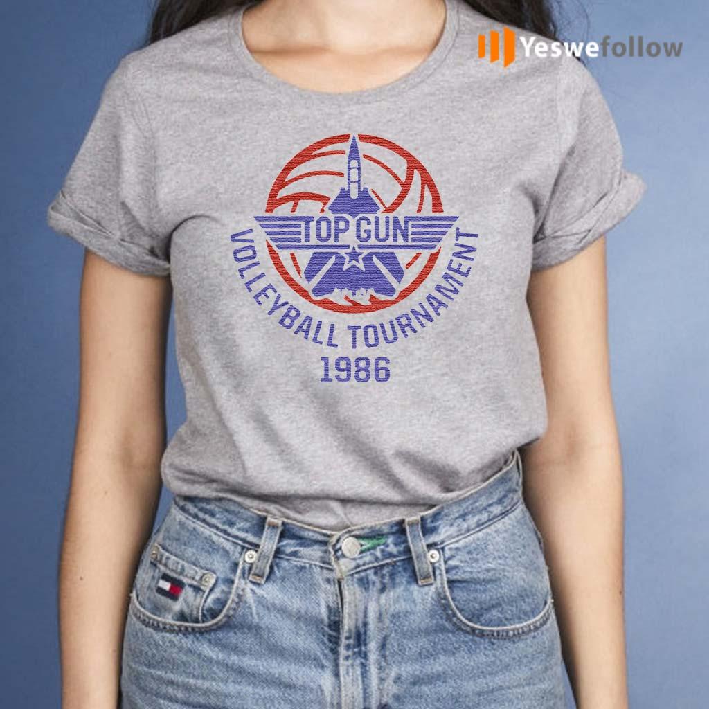 Top-Gun-Volleyball-Tournament-1986-Fightertown-Usa-Shirts