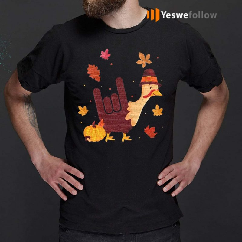 Turkey-Thanksgiving-I-Love-You-Sign-Language-T-Shirt
