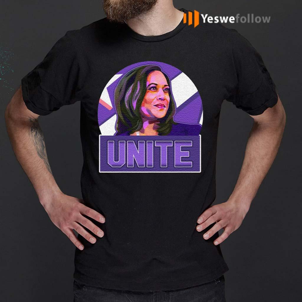 Unite-Kamala-Harris-AKA-2020-Mr-Vice-President-I'm-Speaking-Art-Election-Biden-Harris-T-shirt