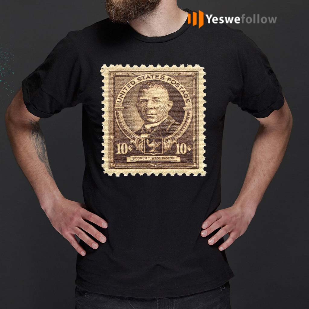 Washington-Educator-10-Cent-Us-Postage-Stamp-Art-TShirts