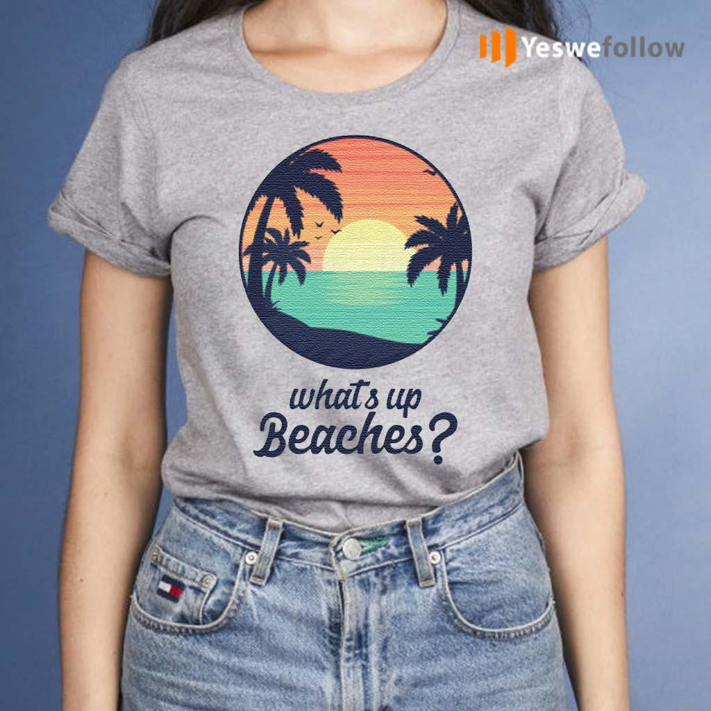 What's-Up-Beaches-Brooklyn-99-T-Shirt
