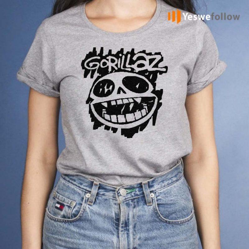 gorillaz-t-shirt