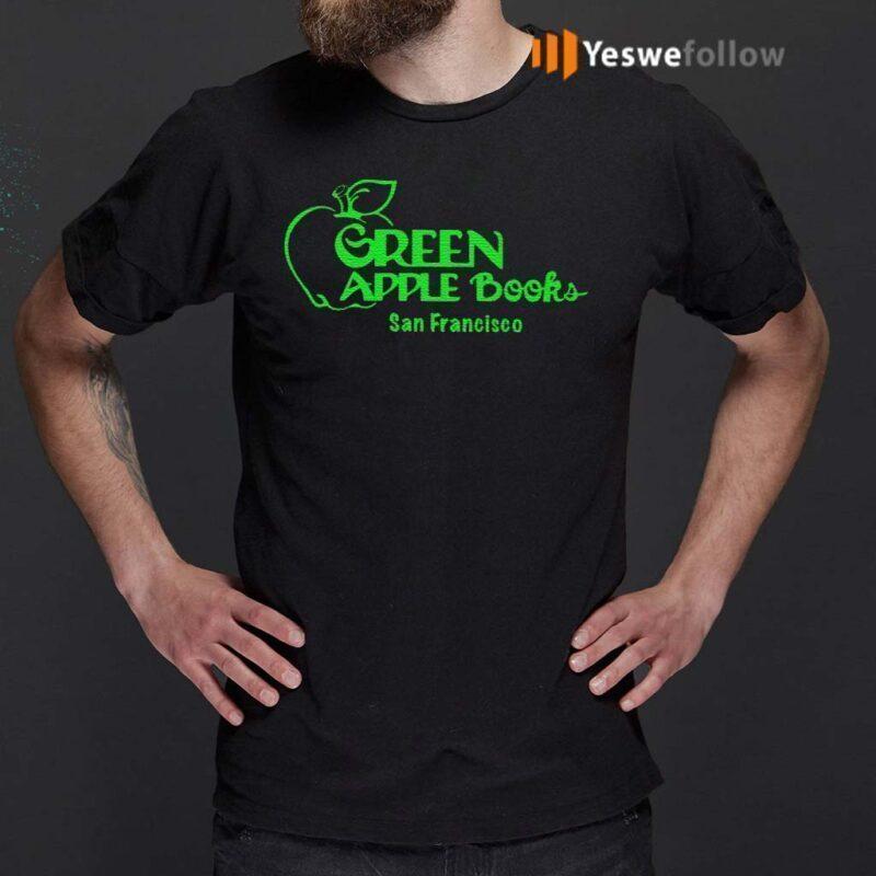 green-apple-books-shirts