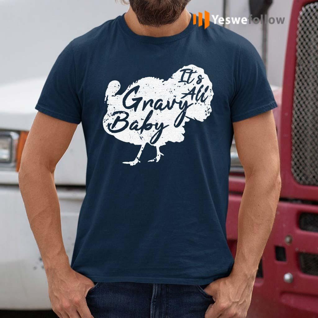 its-all-gravy-baby-shirts