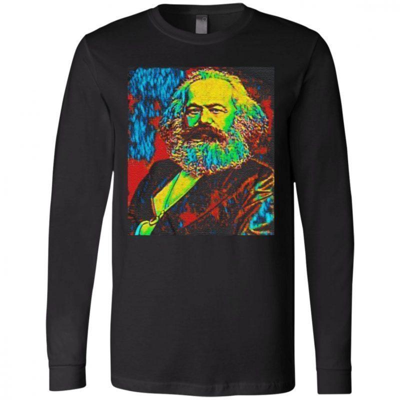 Karl Marx Marxist T Shirt
