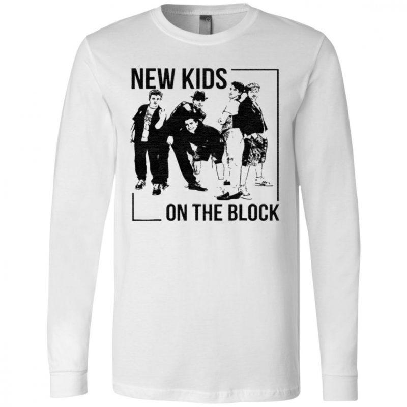 New Kids On The Block T-Shirt