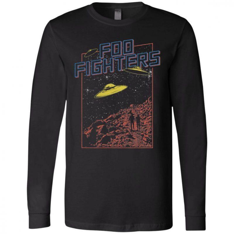 Foo Fighters Ufo T Shirt