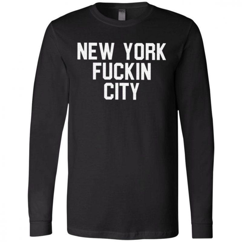 New York Fuckin City Shirt