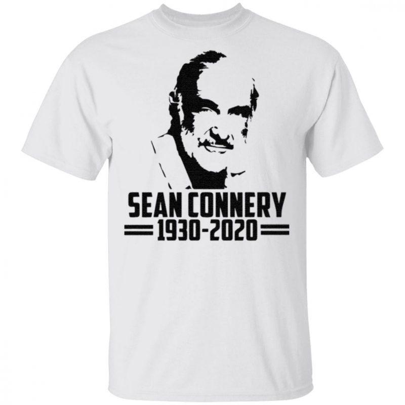 Rip Sean Connery 1930 2020 James Bond 007 Shirt