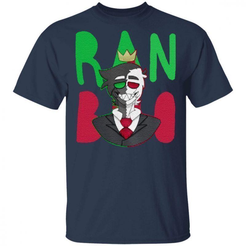 ranbo t shirt