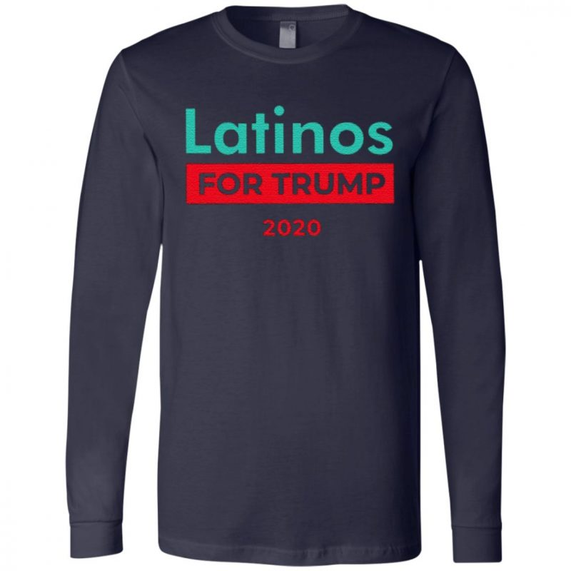 Latinos For Trump T Shirt