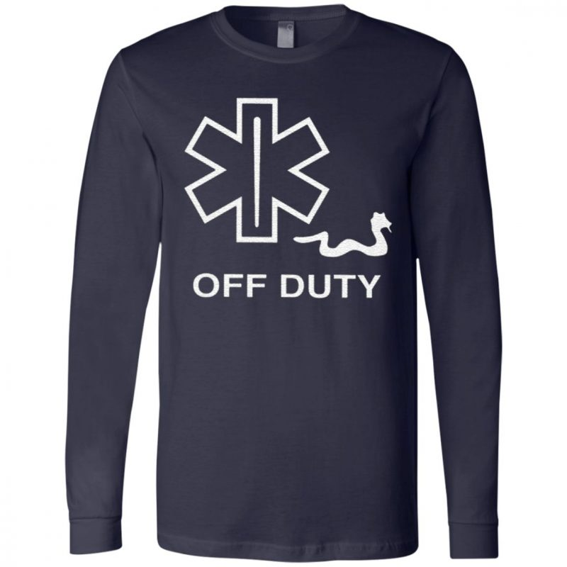 Off Duty Snake T Shirt
