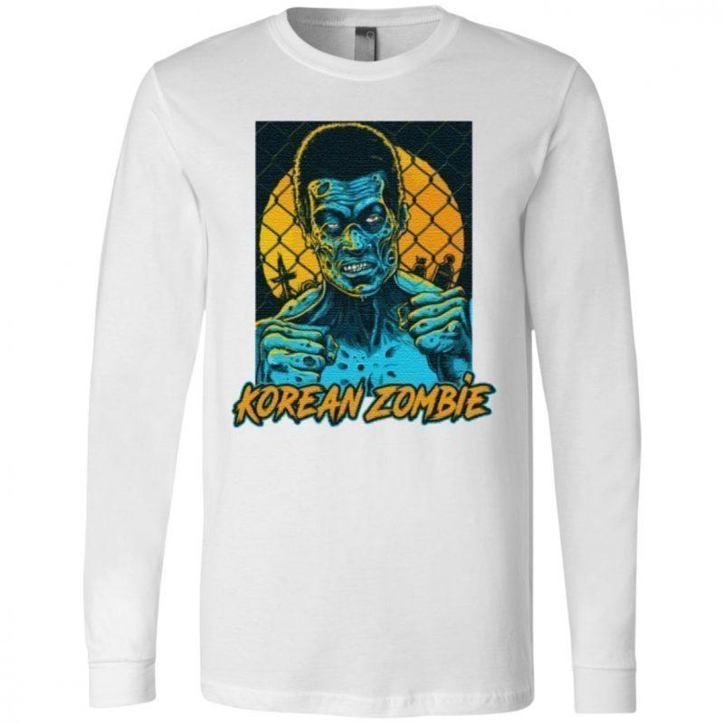 MMA The Korean Zombie Apocalypse Premium T-Shirt