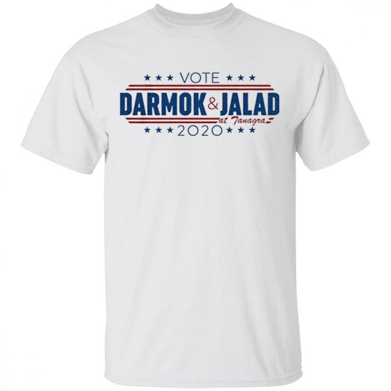 Darmok And Jalad at Tanagra 2020 shirt