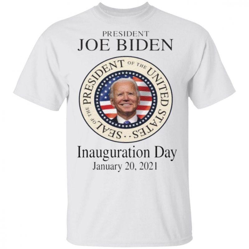 President Joe Biden Inauguration Day 2021 T Shirt