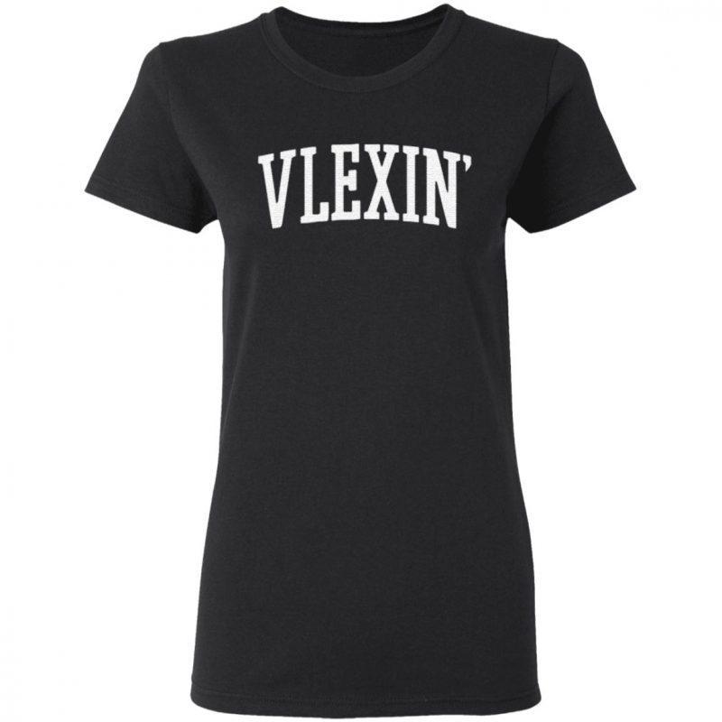 vlexin brand t shirt