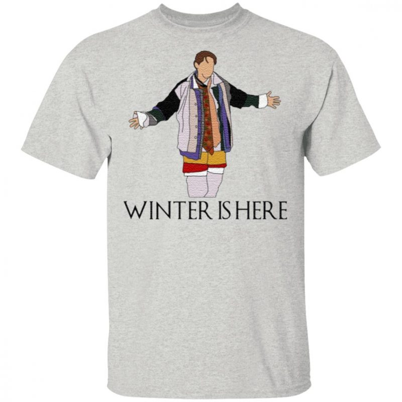 Joey Winter Is Here T Shirt