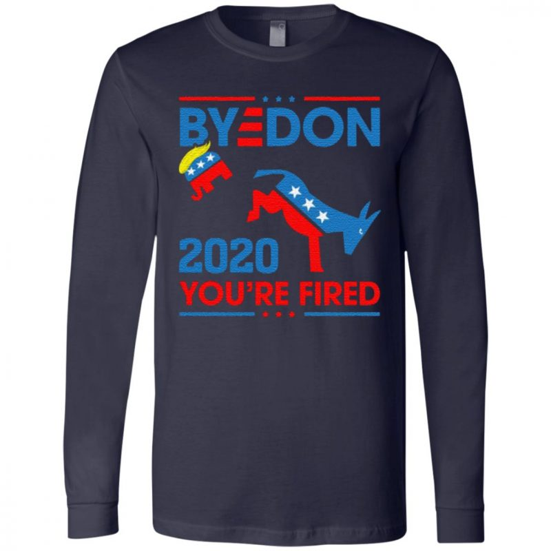 Byedon 2020 You're Fired T-Shirt