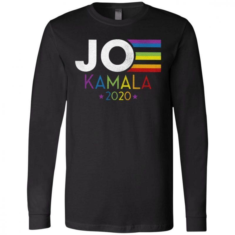 Joe Kamala 2020 Rainbow Pride T Shirt
