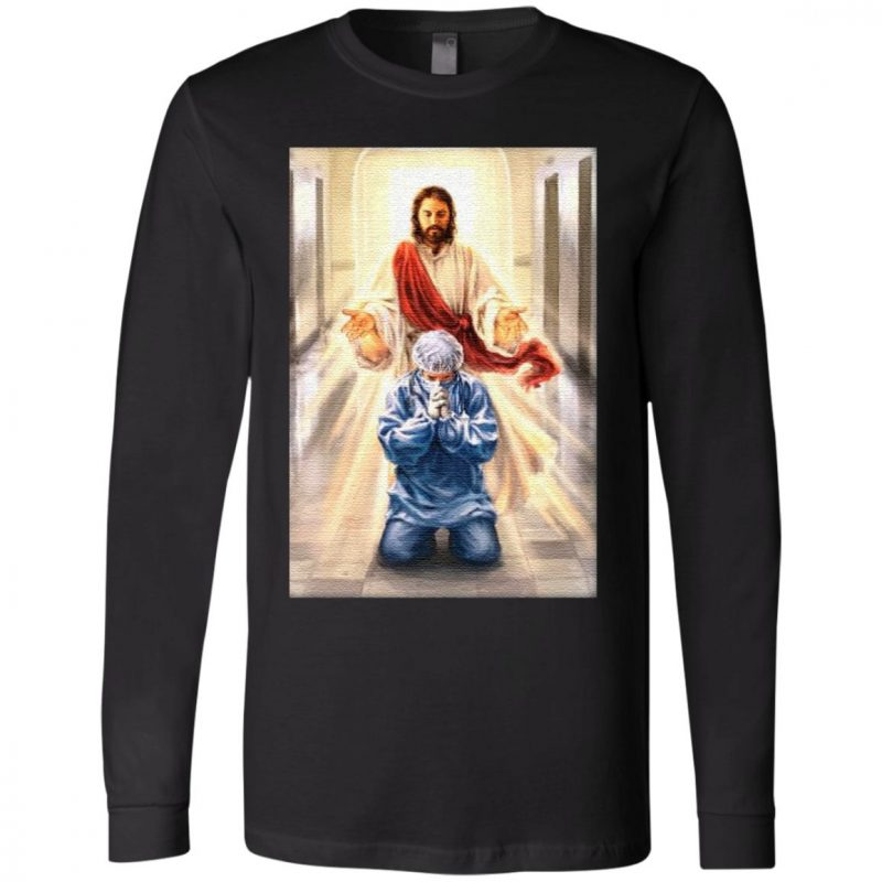 Merciful Jesus Bless Our Healthcare Heroes T Shirt