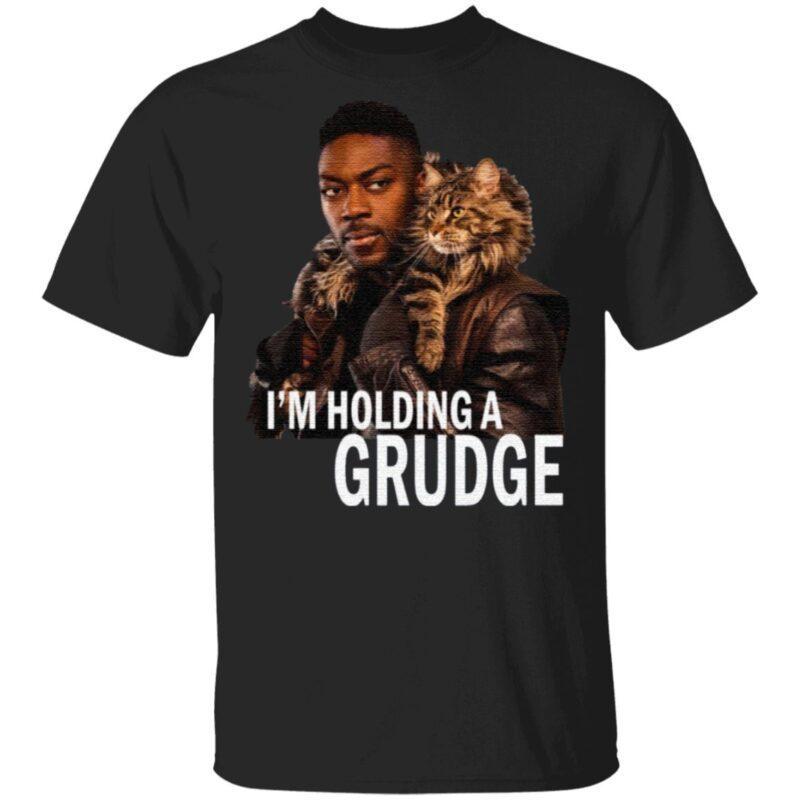 David Ajala I'm Holding A Grudge T Shirt