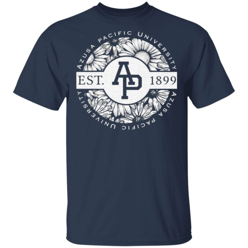Azusa Pacific University Apu Cougars EST 1899 TShirt