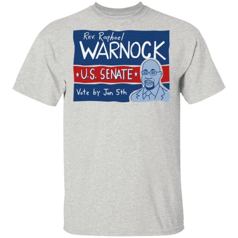 Warnock For Senate Vote By Jan 5th TShirt