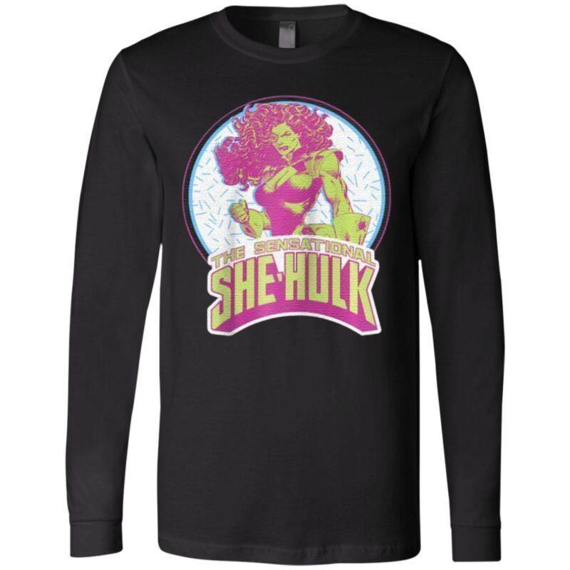 Marvel The Sensational She-Hulk TShirt